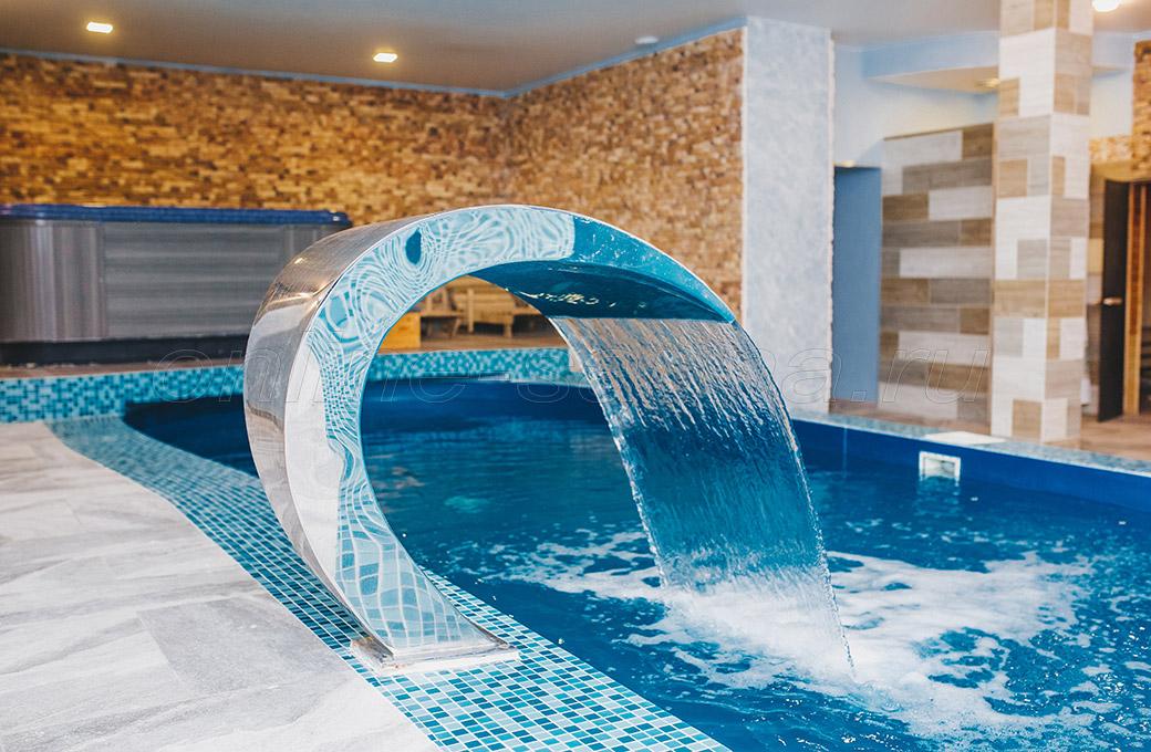 Арагон, гостиничный комплекс